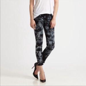 Textile Elizabeth & James Tie Dye Deb Skinny Jean